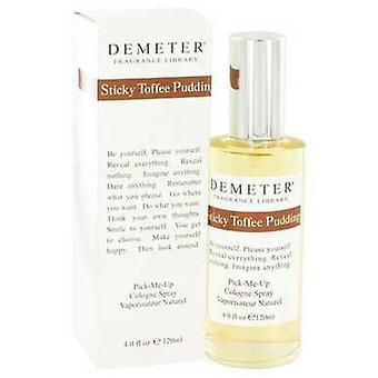 Demeter Sticky Toffe Pudding By Demeter Cologne Spray 4 Oz (women) V728-429254