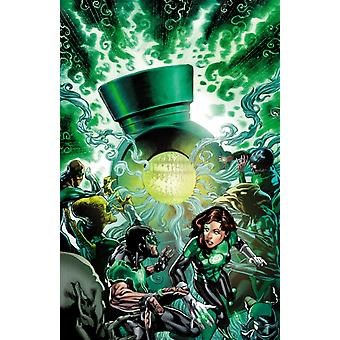 Green Lanterns Volume 8 by Tim Seeley