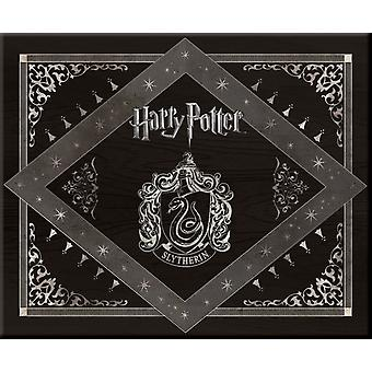 Harry Potter Slytherin Deluxe Stationery Set by Insight Editions
