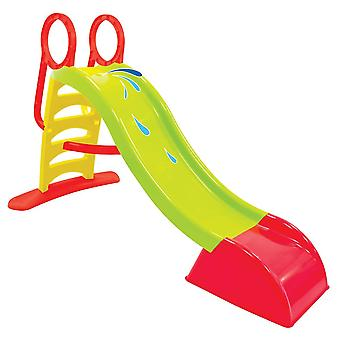 Mochtoys 10832 children's slide and water slide in one, 150 cm slide length