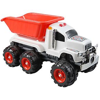 Pilsan 06609 Toy Truck Tipper Extra Large Crazy with Music 92.5 x 46 x 43 cm