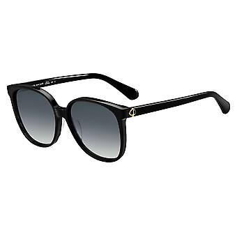 Kate Spade Alianna/G/S 807/9O Black/Dark Grey Gradient Sunglasses