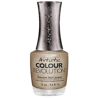 Artistic Colour Revolution Professional Reactive Nail Lacquer - Getting Steamy 15ml (2300174)