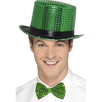 الترتر قبعة، الأخضر