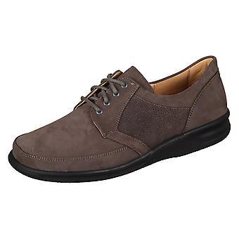Ganter Kurt 4 2567026162 Asphalte Anthrazit Quadronubuk 42567026162 universelle toute l'année chaussures pour hommes