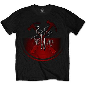 Pink Floyd The Wall Logo Roger Waters Rock Official T-Shirt