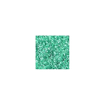 Rainbow Dust Sugar Crystals 50g Sparkle Sprinkles PEARLESCENT TURQUOISE