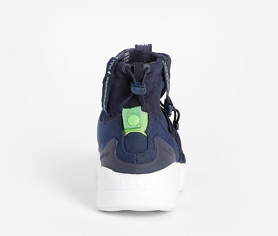Air Footscape Mid Utility Obsidian Sneakers piF32g