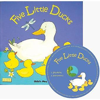 Five Little Ducks par Illustrated par Penny Ives