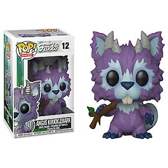 Wetmore Forest Angus Knucklebark Pop! Vinyl