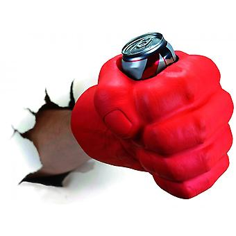 BigMouth Inc. The Beast Giant Fist Kooler (Rood)