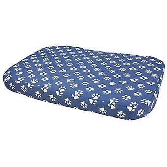 Arquivet Blue Footprints Model Mattress (Dogs , Bedding , Matresses and Cushions)