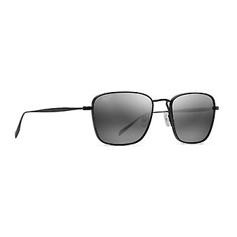 Maui Jim Spinnaker 545 2M Matte Black/Neutral Grey Sunglasses