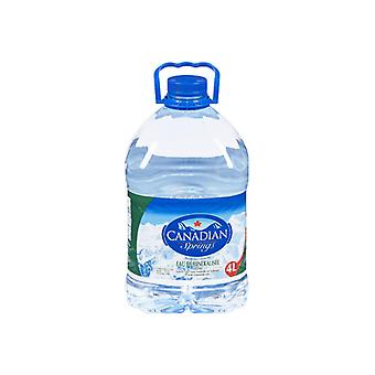 Canadian Spring Distilled Water-( 4 Lt X 1 )