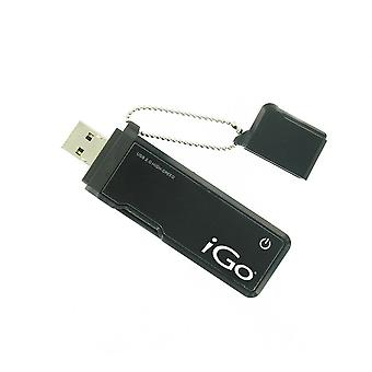 iGO USB 2.0 Portable Multi Card Reader with Keychain