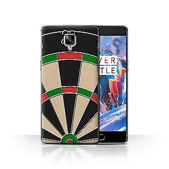 STUFF4 Case/Cover for OnePlus 3/3T/Darts/Triple 20/Games