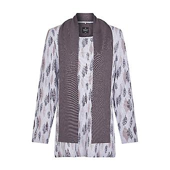 TIGI Two in one Grey Tunic and Scarf