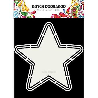 Dutch Doobadoo Dutch Shape Art Star 470.713.171 A4