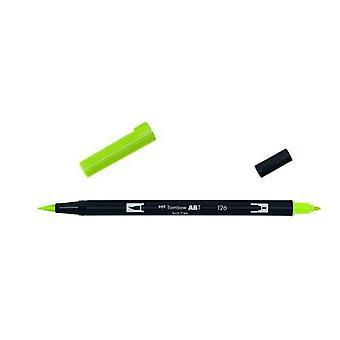 Tombow ABT Dual Brush Pen olive légère ABT-126