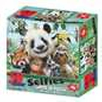 Zoo Selfies Super 3D Puzzles 48 Pièces