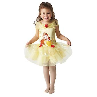 Disney Princess Childrens/Kids Ballerina Belle Costume