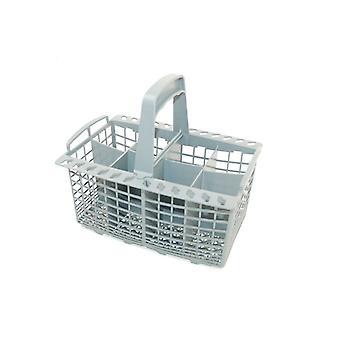 HOTPOINT grå oppvaskmaskin bestikk kurv