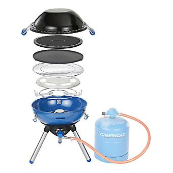 Campingaz blue party grill 400 portable camping stove