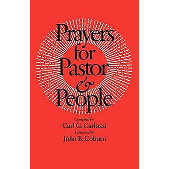 Prayers for Pastor  People by Carlozzi & Carl & G.