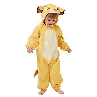 Simba Furry Jumpsuit. Size : Toddler