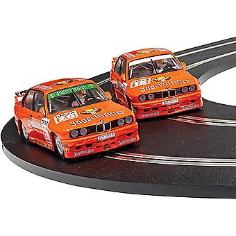 Scalextric BMW E30 M3 - Team Jagermeister Twin Pack