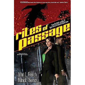Rites of Passage A Dma Casefile of Agent Karver and Detective Bianca Jones by Thomas & Patrick