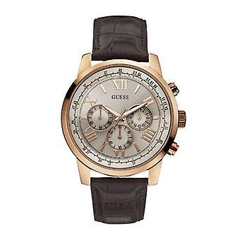Men's Watch Guess W0380G (45 mm)