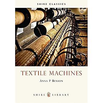 Textile Machines (Shire Album)