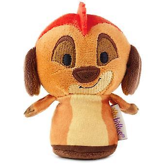 Hallmark Itty Bittys Disney The Lion King Timon Us Edition