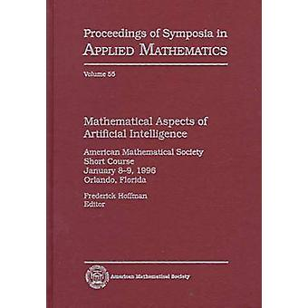 Mathematical Aspects of Artificial Intelligence - 9780821806111 Book