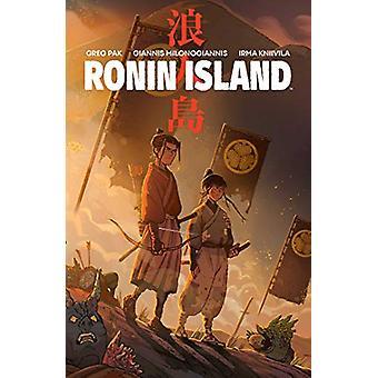 Ronin Island Vol. 1 by Greg Pak - 9781684154593 Book