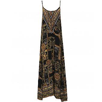 Inoa Verona Silk Maxi Dress