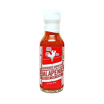 Adoboloco Hawaiian Jalapeno Hot Sauce