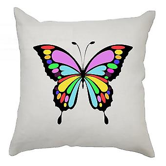 Animal Cushion Cover 40cm x 40cm Butterfly
