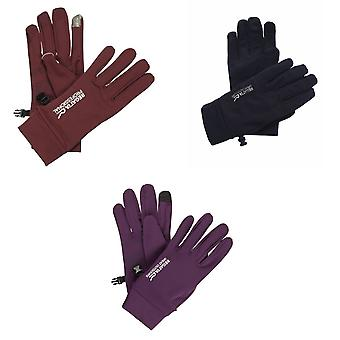 Regatta Great Outdoors Mens Touchtip Touch Screen Softshell Gloves