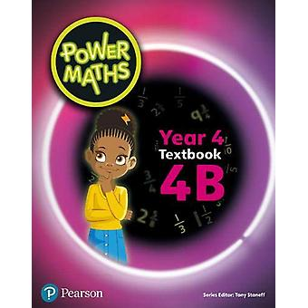 Power Maths Year 4 Textbook 4B - 9780435190255 Book