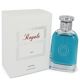 Acqua Di Parisis Royale Eau De Parfum Spray By Reyane Tradition 3.3 oz Eau De Parfum Spray
