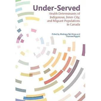 Under-Served - Health Determinants of Indigenous - Inner-City - and Mi