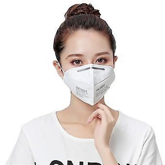 6-pack 3m 9001 Mouthguard Obličejová maska Respirátor Kn90