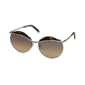 Marc Jacobs Marc 102/S Gold Frame Ladies Sunglasses - Gold
