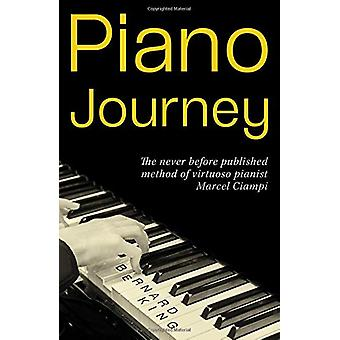 Piano Journey by Bernard King - 9781789017595 Book