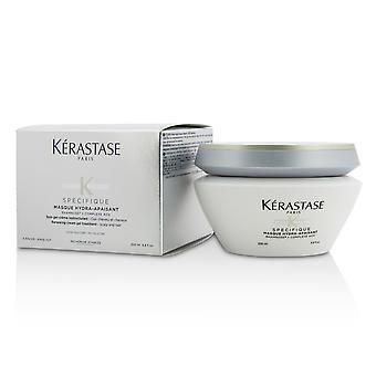 Specifique masque hydra apaisant renouveler le traitement de gel crème (cuir chevelu et cheveux) 211080 200ml/6.8oz