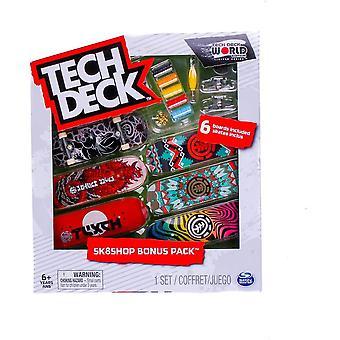 Tech Deck - Sk8shop Bonus Paketi Elemanı