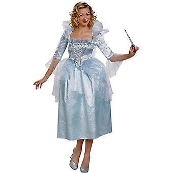 Cinderella hyväntekijä puku Plus koko