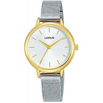 Lorus RG250NX-9 hopea/kulta kaksisävyinen rannekello